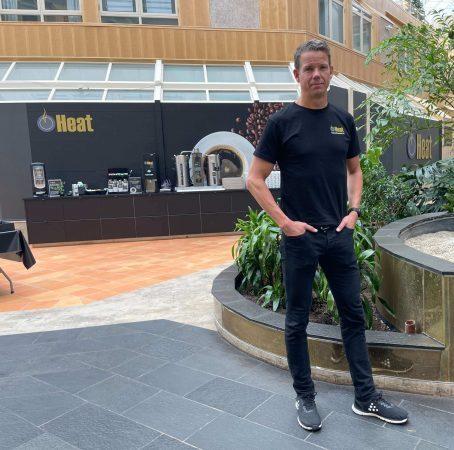 Daniel Wärnmark HEAT restauranger